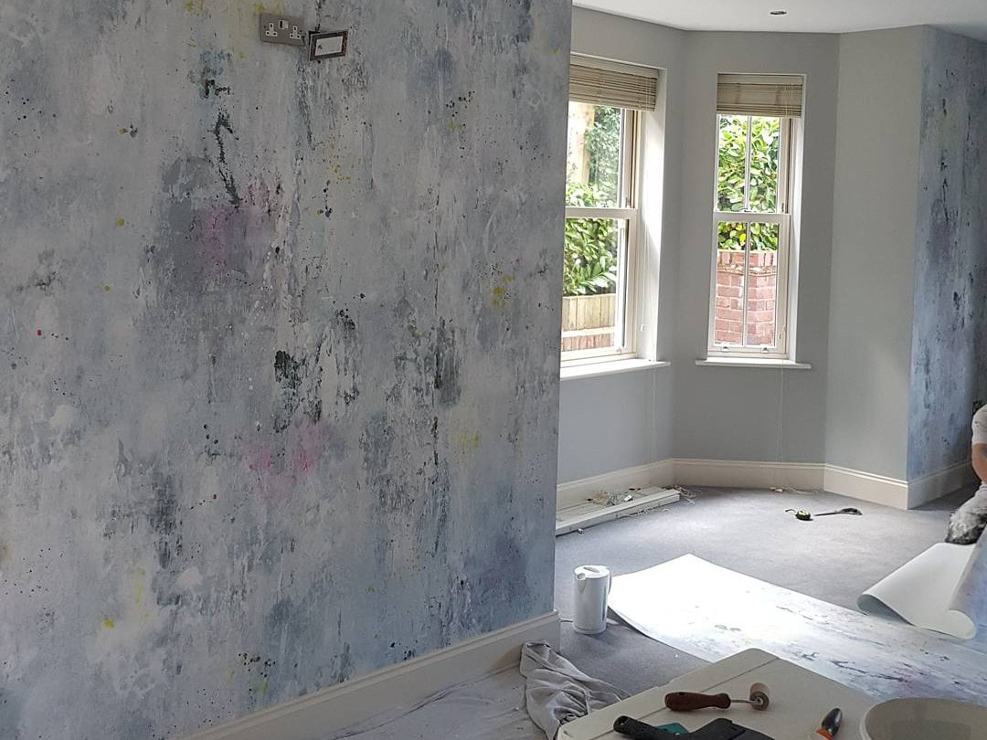 wallpapering-bramcote-nottinghamshire