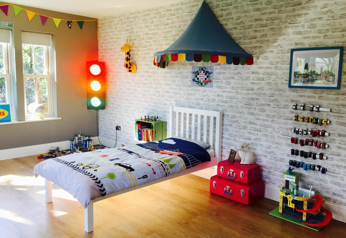 kids bedroom decoration West Bridgford Nottingham