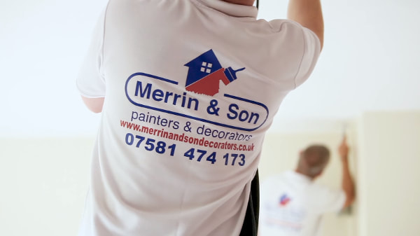 Merrin & Son a Family Run Painting and Decorating Service Nottingham